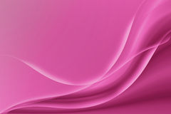 Pink abstract curve background Stock Photos