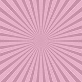 Pink abstract dynamic sun rays background - retro design. Pink abstract dynamic sun rays background - retro vector design from radial stripe pattern royalty free illustration