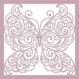 Pink abstract  floral   background Royalty Free Stock Photography