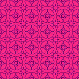 Pink Abstract flower squares background Stock Photo
