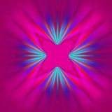 Pink Abstract Pattern Design Stock Photo