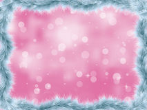 Pink abstract romantic with stars. EPS 8 Stock Photo