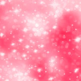 Pink abstract romantic with stars. EPS 8 Royalty Free Stock Photo
