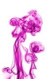 Pink abstract smoke Royalty Free Stock Photos