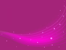 Pink Abstract Sparkles Royalty Free Stock Photography