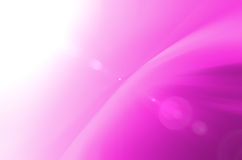 Pink abstract and sunshine background. Royalty Free Stock Image
