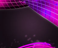 Pink Abstract Texture Background Stock Image