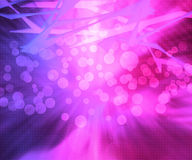 Pink Abstraction Background Stock Photography