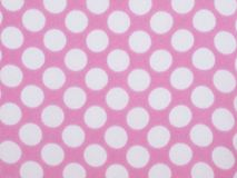 Pink acetate fabric Royalty Free Stock Photography