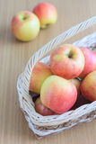 Pink apples Royalty Free Stock Photography