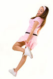 Pink attire Stock Images