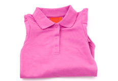 Pink baby girl clothes Royalty Free Stock Photography