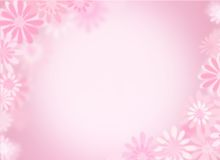 Pink background. Pastel pink illustration for background Royalty Free Stock Photo