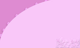 Pink Background. Generated in PS. Happy Valentine's Day vector illustration