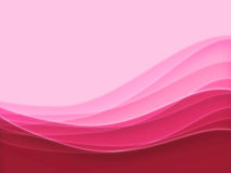 Pink background stock illustration