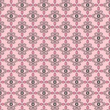 Pink background. With beautiful pattern Royalty Free Stock Photography