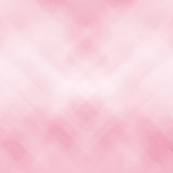 Pink background with blurred white and pink triangle or angled lines Stock Images