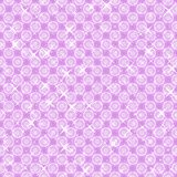 Pink background with bubbles. Seamless Stock Photo