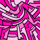 Pink background design Royalty Free Stock Photo