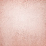 Pink background with faint vintage texture. Pastel pink background wedding or valentine color design, vintage grunge texture, web template background layout idea royalty free stock photos