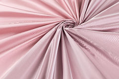 Pink background luxury cloth or wavy folds of grunge silk texture satin velvet Stock Images