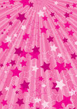 Pink background, part 2 Royalty Free Stock Images