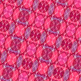 Pink background pattern. Abstract artist illustration. Backdrop composition design. Unique psychedelic artwork. Computer elements. Royalty Free Stock Photo