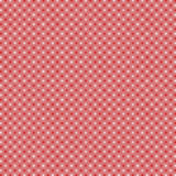 Pink background. Pink background with white and red points. Stock Photos