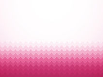 Pink background with pointy peaks Royalty Free Stock Images