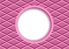 Pink background. Stock Photo