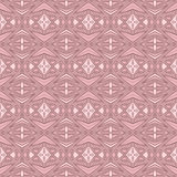 Pink background with seamless pattern. Ideal for printing Stock Images