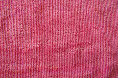 Pink background, soft microfiber fabric texture. Pink background, soft microfiber fabric Stock Photography