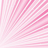 Pink background with stars 2 Stock Image