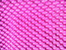 Stitching Texture with pink Royalty Free Stock Photo