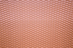 Pink background texture of basketwork. Stock Photography