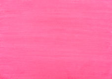 Pink background from watercolor strokes Stock Photography