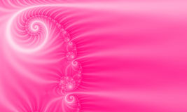 Pink backgroung, fractal49d Stock Photo