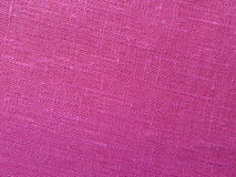 Pink backround - Linen Canvas Stock Photo