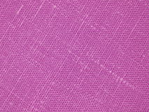 Pink backround - Linen Canvas - Stock Photo Stock Photos