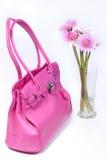 pink bag Stock Photography