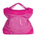 Pink bag Royalty Free Stock Photos