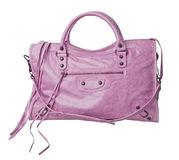 Pink bag Royalty Free Stock Images