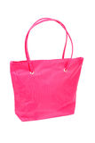 Pink bag Stock Photography
