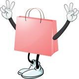 A pink bag Royalty Free Stock Photos