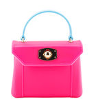 Pink bag Stock Photo
