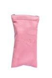 Pink bag stock photos