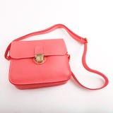 Pink bag Stock Photo