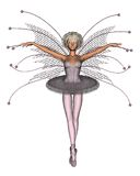 Pink Ballerina Fairy Royalty Free Stock Photos