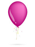Pink balloon Royalty Free Stock Images