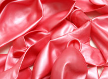 Pink Balloon Background Stock Image